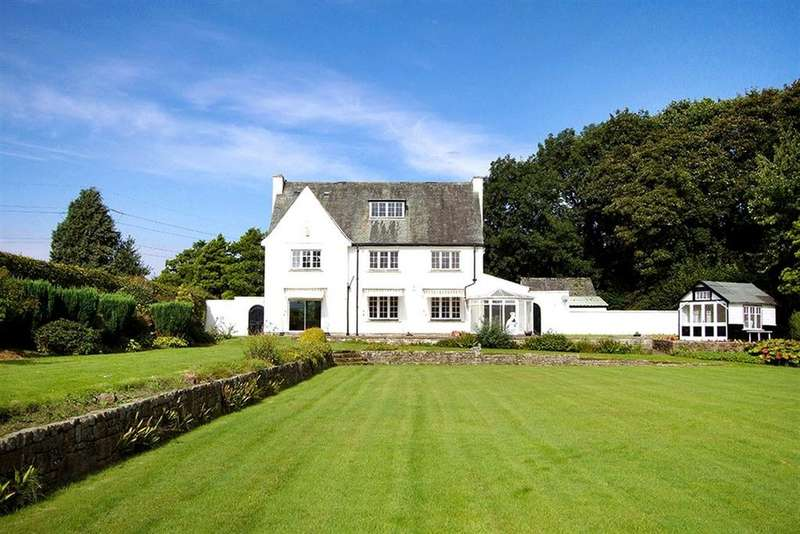 6 Bedrooms Detached House for sale in Forgewood House, Halton, Lancaster, Lancashire