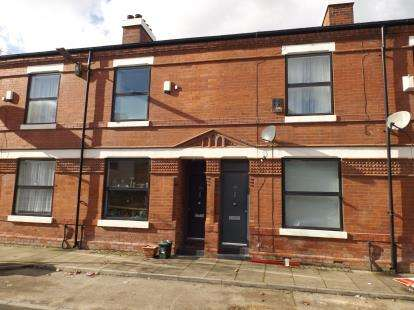 2 Bedrooms Terraced House for sale in Beresford Street, Manchester, Greater Manchester