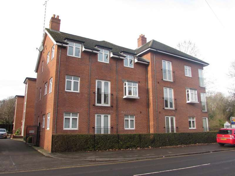 2 Bedrooms Apartment Flat for sale in Woodville Court, Coventry Road, WARWICK cv34
