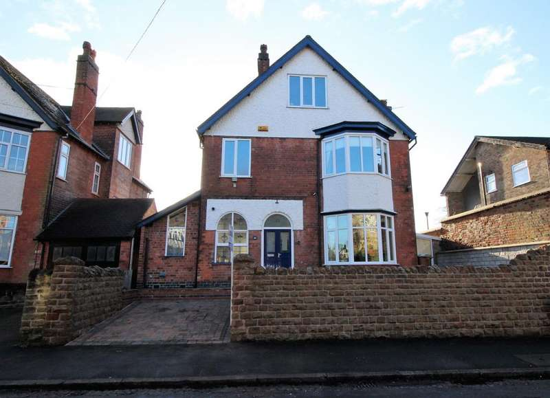 5 Bedrooms Detached House for sale in Compton Road, Sherwood, Nottingham NG5