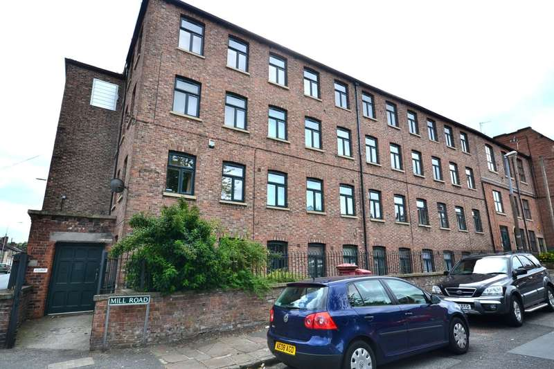 2 Bedrooms Apartment Flat for sale in Silk Mill, Mill Road, Macclesfield