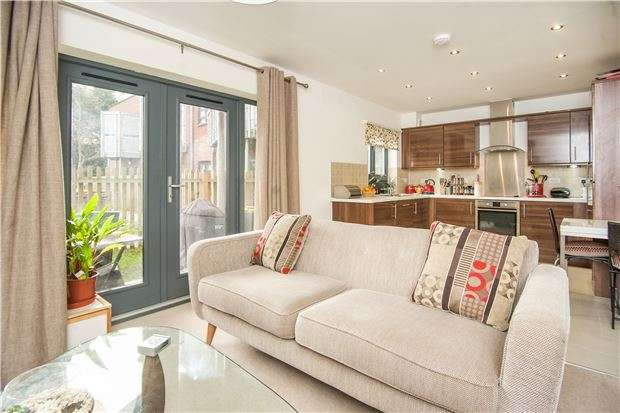 2 Bedrooms Flat for sale in Angelica Court, KINGSBURY, NW9 9PX