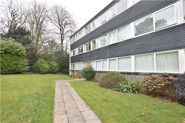 2 Bedrooms Flat for sale in Hazelwood Court, Hazelwood Road, Sneyd Park, Bristol, BS9 1PU