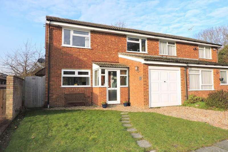3 Bedrooms Semi Detached House for sale in Ventnor Gardens, Luton, Bedfordshire, LU3 3SL