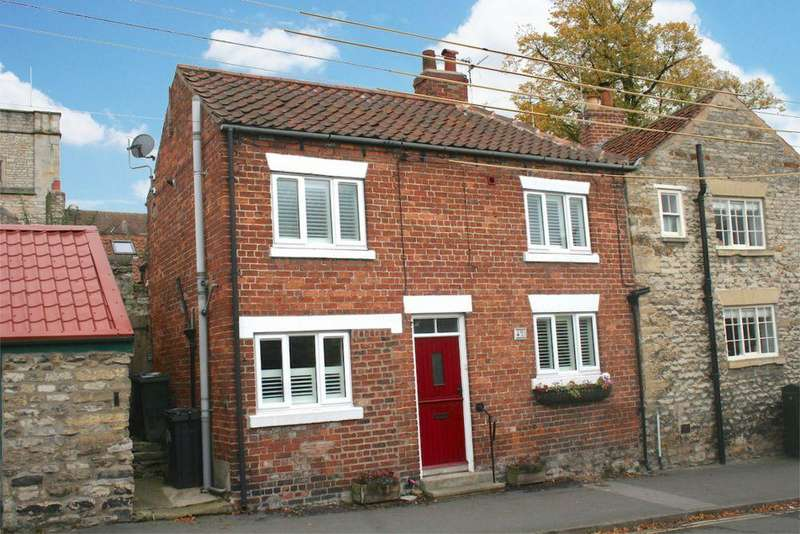 1 Bedroom Cottage House for sale in 47A Potter Hill, Pickering YO18 8AD