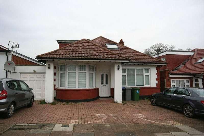 4 Bedrooms Bungalow for sale in Wembley Park HA9 8EH