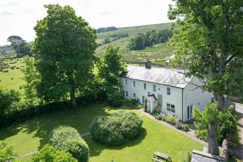 9 Bedrooms Detached House for sale in Mark Close Farmhouse, Alston, Cumbria, CA9 3BD