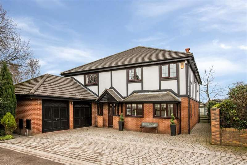 5 Bedrooms Detached House for sale in Corless Fold, Astley, Manchester, M29 7QR