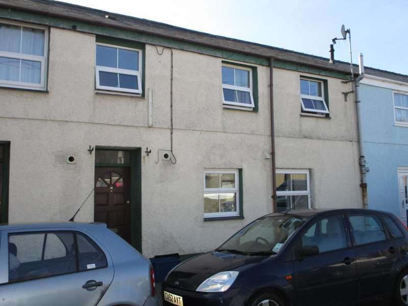 2 Bedrooms Terraced House for sale in 31a East Avenue, Porthmadog LL49