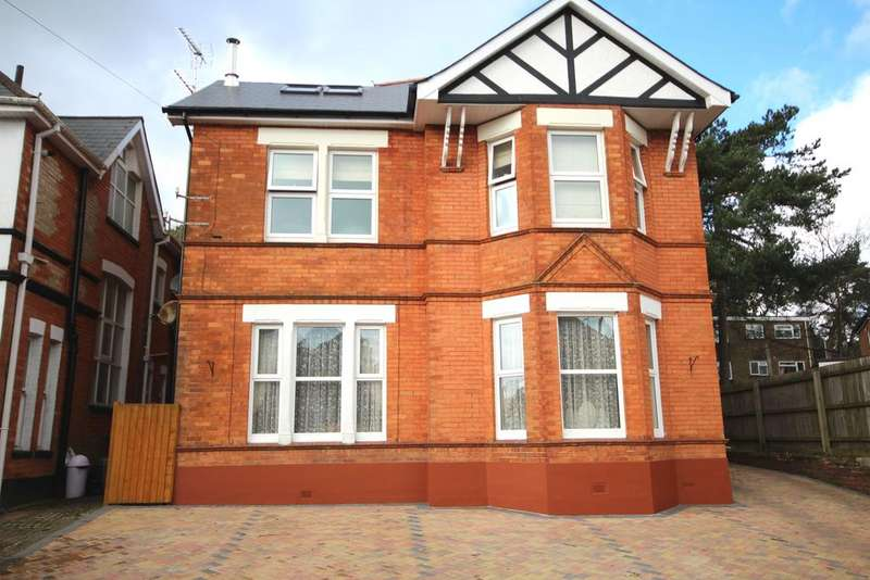 2 Bedrooms Flat for sale in Westbourne Park Road, Westbourne, Bournemouth BH4