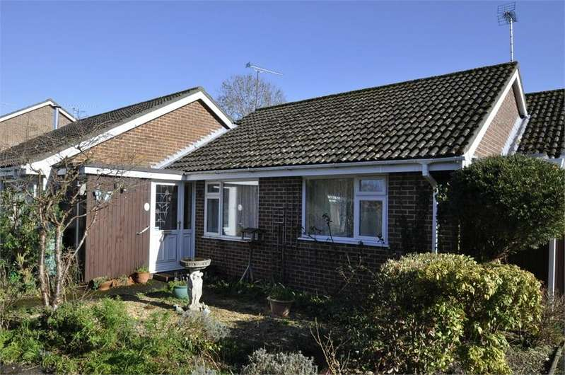 2 Bedrooms Terraced Bungalow for sale in Kingsfield, RINGWOOD, Hampshire