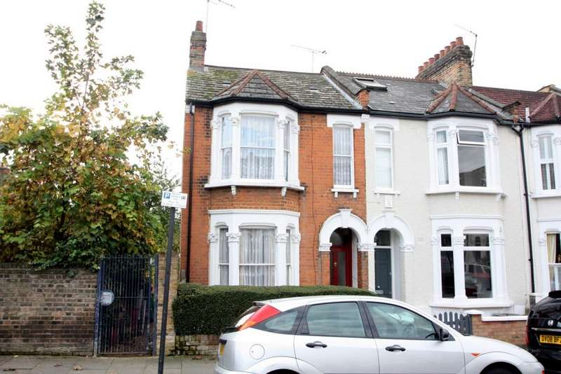 3 Bedrooms End Of Terrace House for sale in Bucharest Road, London, SW18