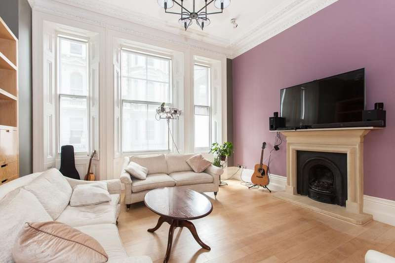 3 Bedrooms Apartment Flat for sale in Cornwall Gardens, London SW7