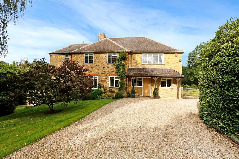 5 Bedrooms Detached House for sale in Horseshoe Hill, Littleworth Common, Buckinghamshire, SL1
