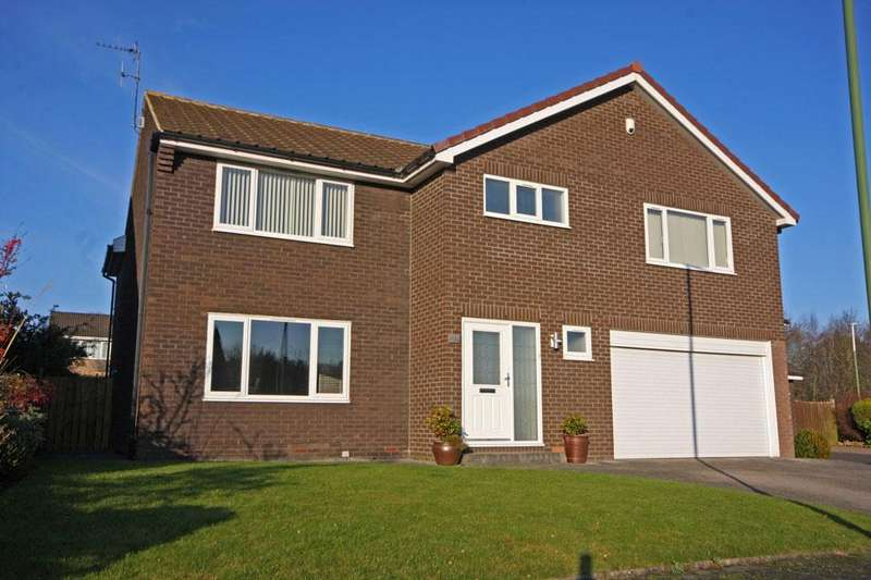 4 Bedrooms Detached House for sale in Longdean Park, Chester-le-Street DH3 4DF