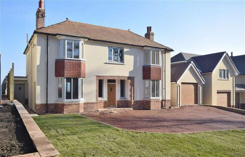 4 Bedrooms Detached House for sale in Hereford Road, Monmouth, Monmouthshire
