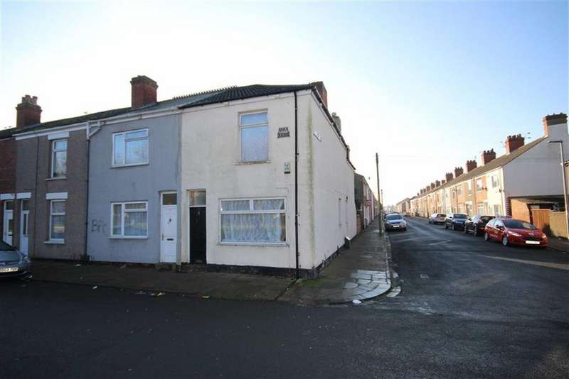 2 Bedrooms End Of Terrace House for sale in Haven Avenue, Grimsby, Lincolnshire