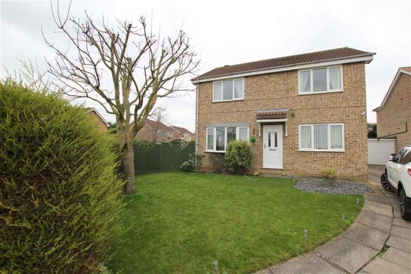4 Bedrooms Detached House for sale in Newlands, Northallerton, North Yorkshire