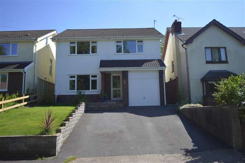 4 Bedrooms Detached House for sale in Whitestone Lane, Newton, Swansea