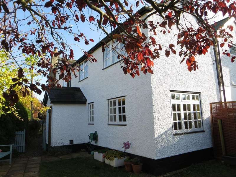 3 Bedrooms Semi Detached House for sale in Pound Green, GUILDEN MORDEN, SG8