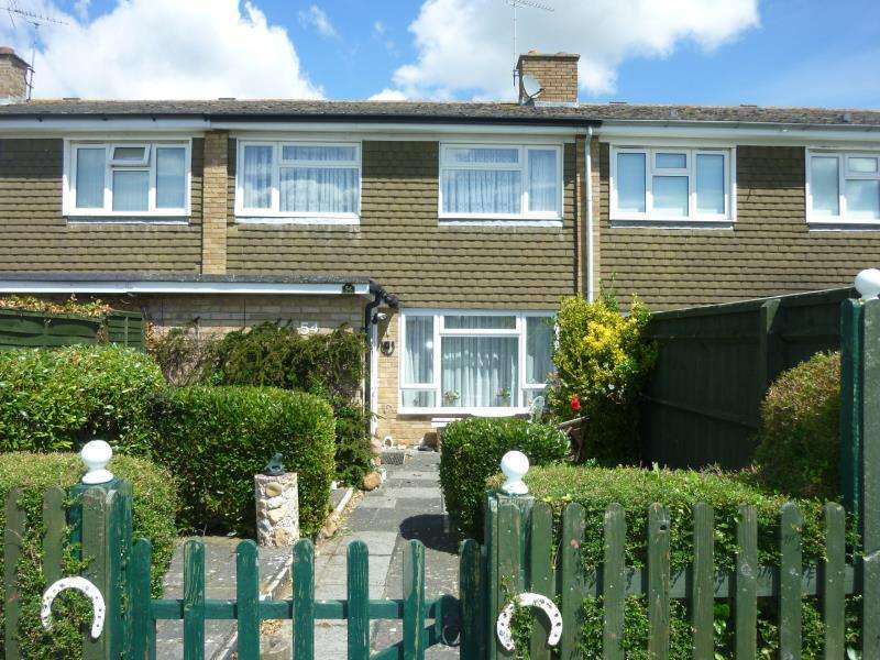 3 Bedrooms Terraced House for sale in Mill Lane, Clanfield, Oxon
