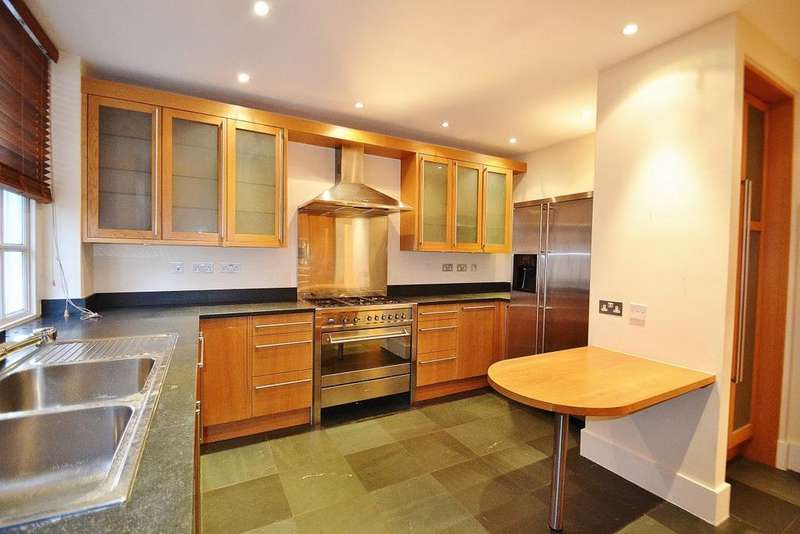 4 Bedrooms Apartment Flat for sale in Avenue Lodge, St John's Wood