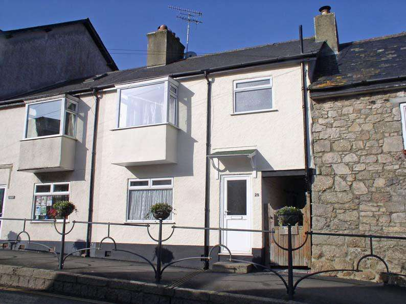 3 Bedrooms Terraced House for sale in Court Street, Moretonhampstead TQ13