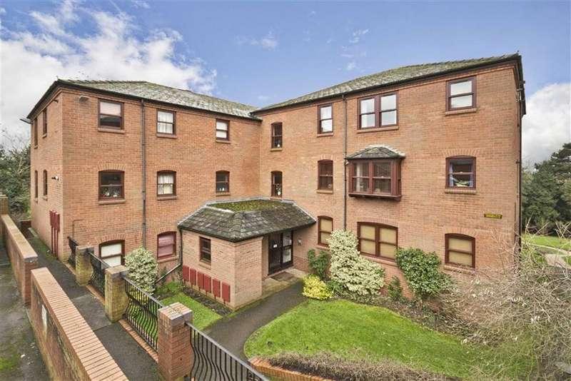 2 Bedrooms Flat for sale in Colehurst Park, Worcester