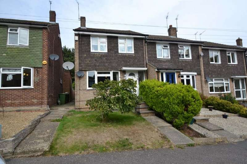 3 Bedrooms End Of Terrace House for sale in Jersey Close, Hoddesdon, EN11
