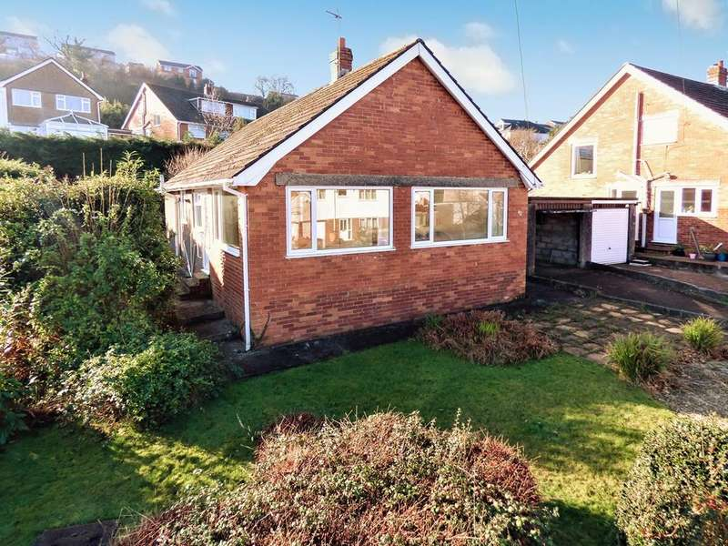 3 Bedrooms Detached Bungalow for sale in Lundy Drive, West Cross, Swansea, SA3