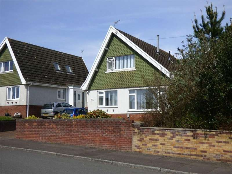 3 Bedrooms Detached House for sale in West Cross Lane, SWANSEA, SA3