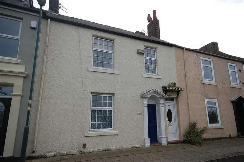 3 Bedrooms Terraced House for sale in Greens Place, South Shields