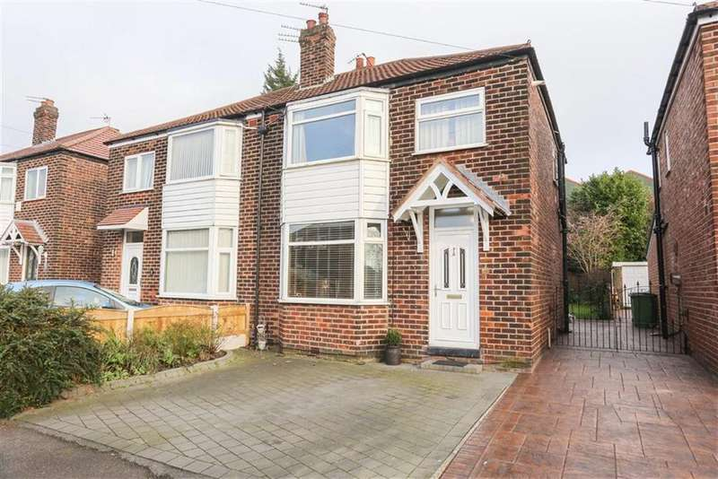 3 Bedrooms Semi Detached House for sale in Melling Avenue, Heaton Chapel