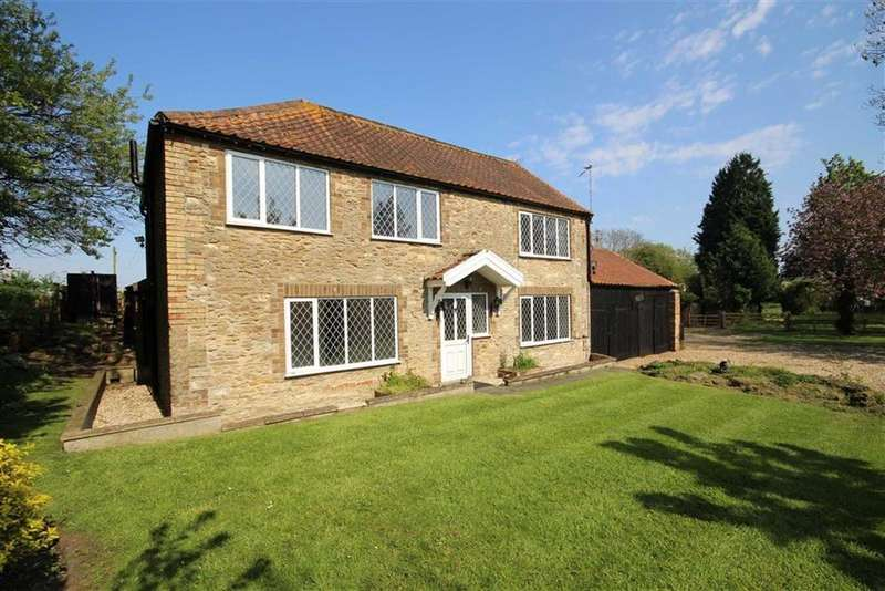 3 Bedrooms Detached House for sale in Washdyke Lane, Glentham, Market Rasen, Lincolnshire