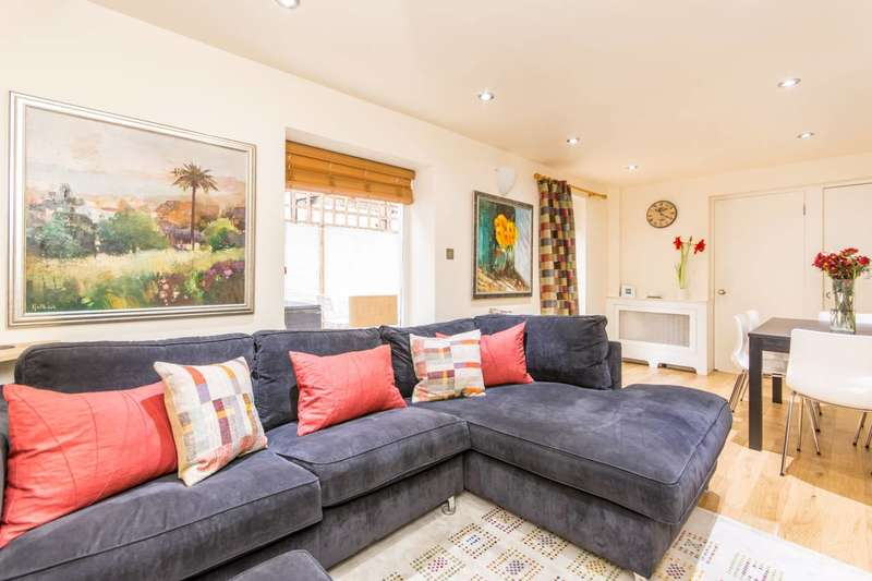 2 Bedrooms Flat for sale in Malvern Road, Maida Vale, NW6