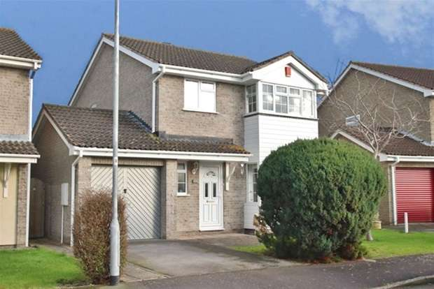 4 Bedrooms Detached House for sale in Downs Orchard, Meare, Glastonbury