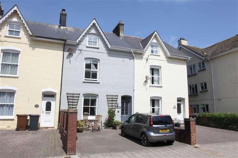 4 Bedrooms Semi Detached House for sale in 16 Victoria Road, Town Centre, Dartmouth, Devon, TQ6