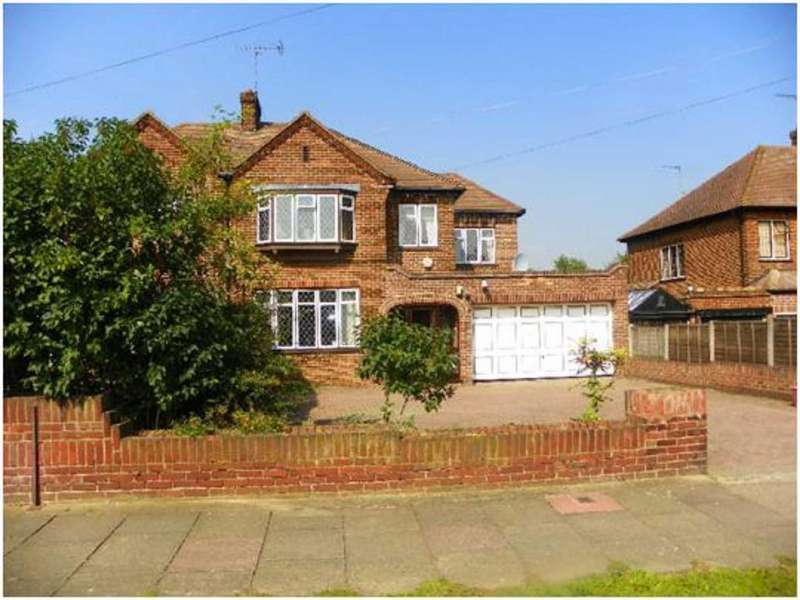 5 Bedrooms Semi Detached House for sale in Midfield Way, Orpington, Kent
