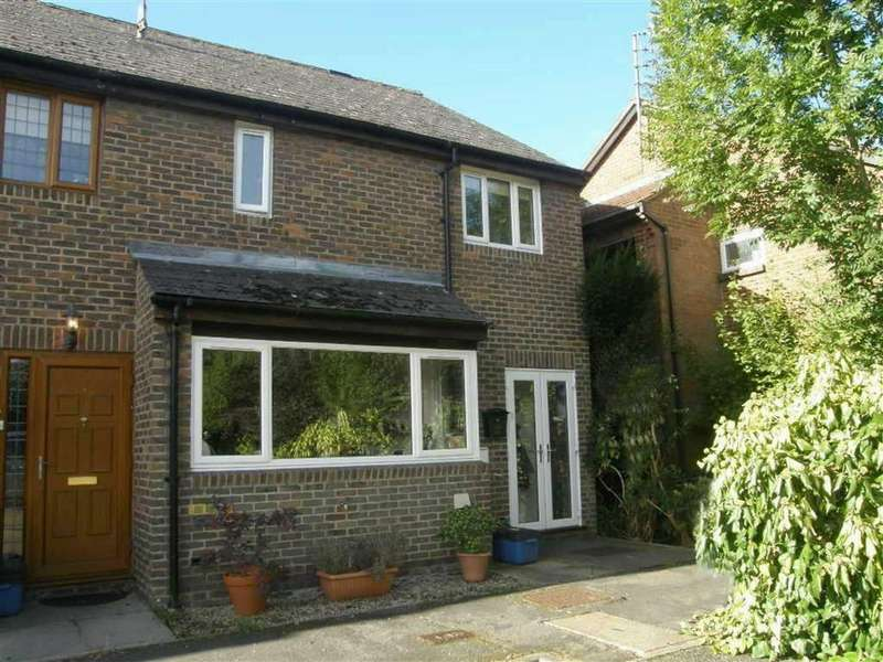 3 Bedrooms End Of Terrace House for sale in Bushey