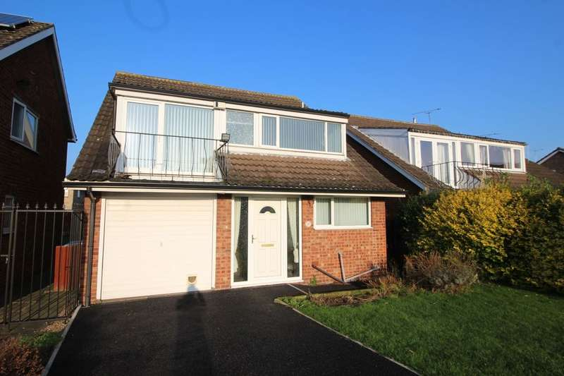 4 Bedrooms Detached House for sale in South View Drive, Clarborough, Retford, DN22