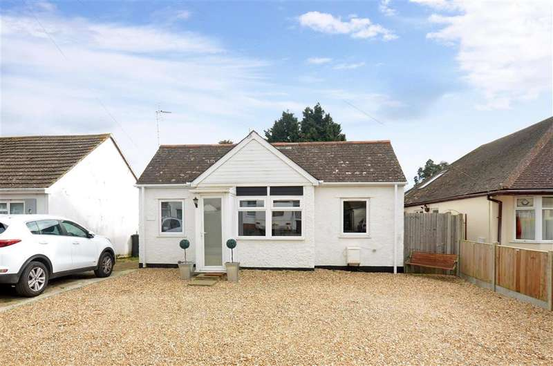 1 Bedroom Detached Bungalow for sale in Talbot Avenue, Herne Bay, Kent