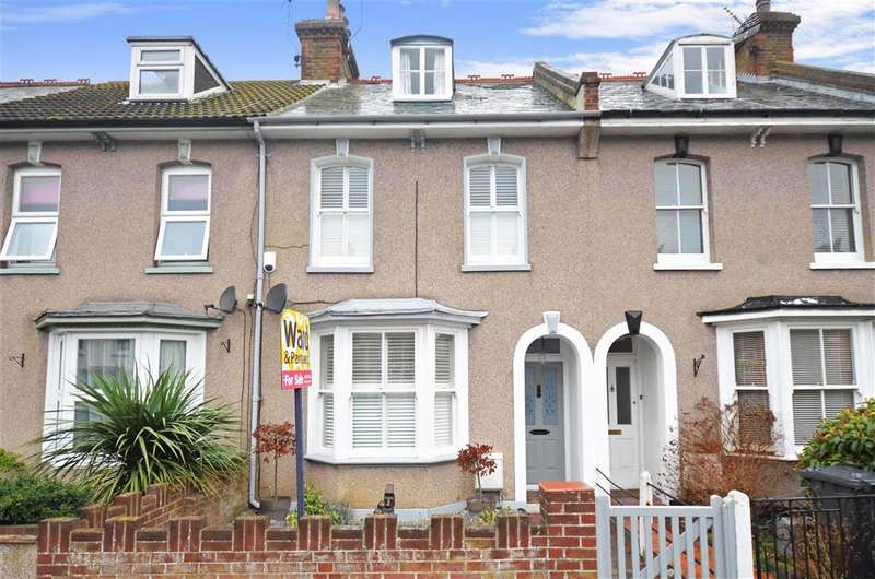 4 Bedrooms Terraced House for sale in South Road, Herne Bay, Kent