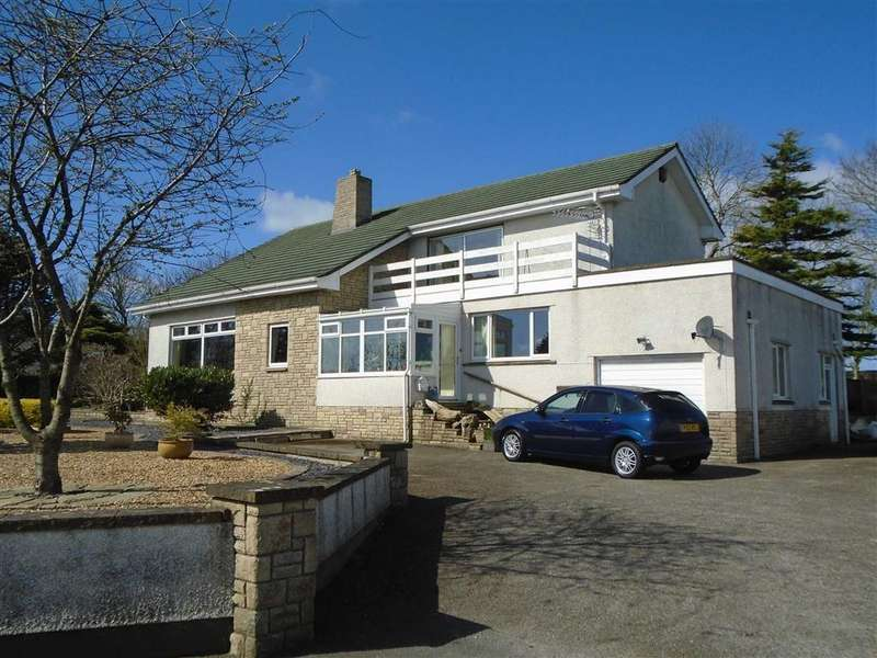 4 Bedrooms Detached House for sale in Blitterlees, Silloth, Cumbria