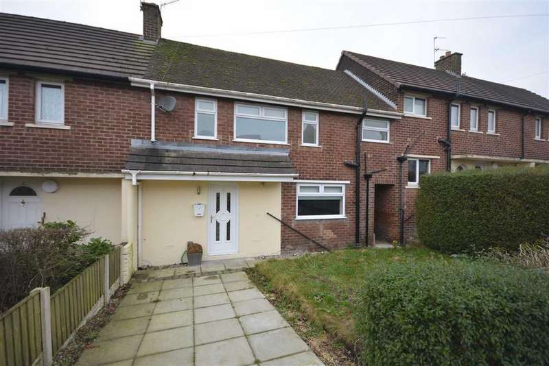 3 Bedrooms Terraced House for sale in London Fields, Billinge, Wigan, WN5