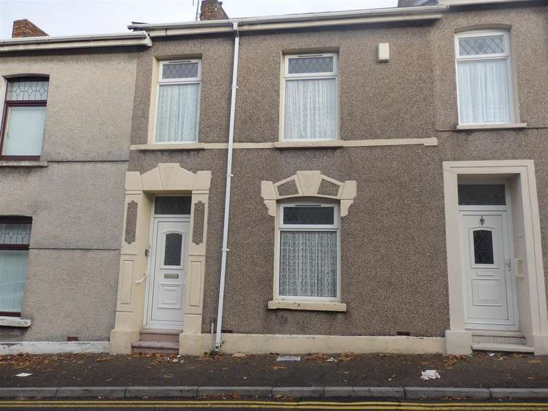 4 Bedrooms Terraced House for sale in Marble Hall Road, Llanelli