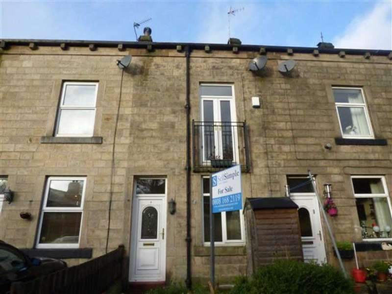 Terraced House for sale in Frieldhurst Road, Todmorden, Lancashire, OL14