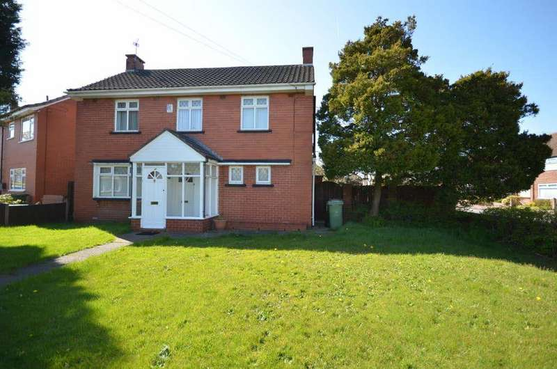 4 Bedrooms Detached House for sale in Eccleston