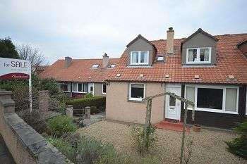 4 Bedrooms Semi Detached Bungalow for sale in Redford Road, Edinburgh, EH13