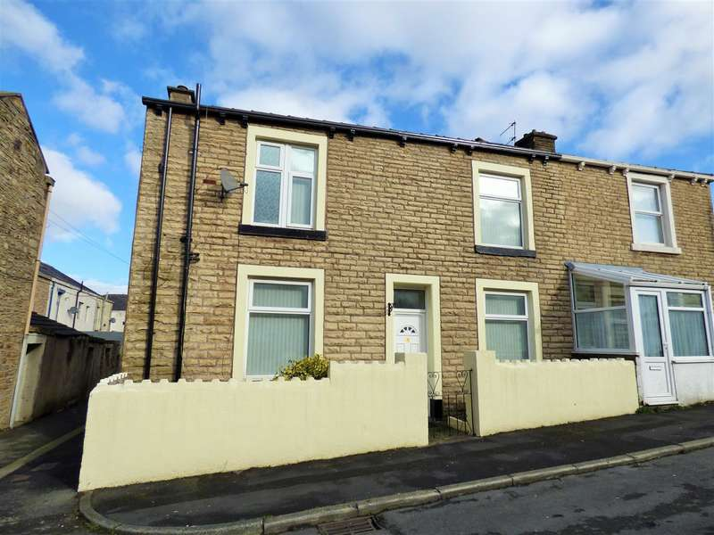2 Bedrooms End Of Terrace House for sale in Wesley Street, Padiham