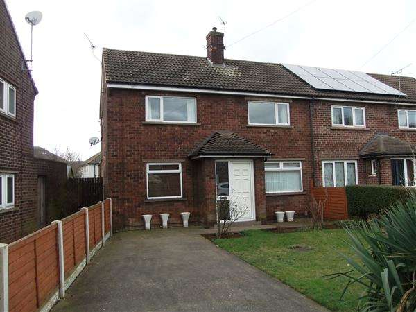 3 Bedrooms Town House for sale in Burghley Road, Scunthorpe